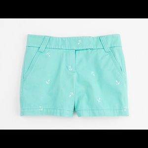 """J Crew Factory 5"""" Embroiled Short"""